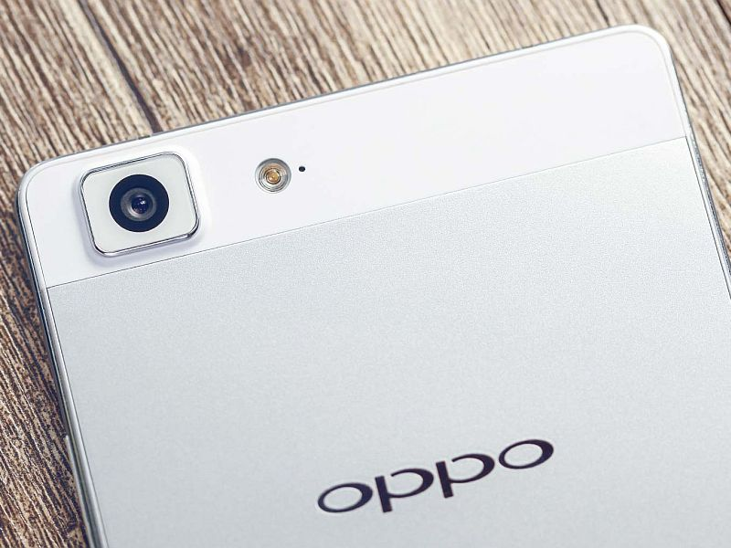 Oppo R5s With 4.85mm Thickness, 3GB RAM Launched