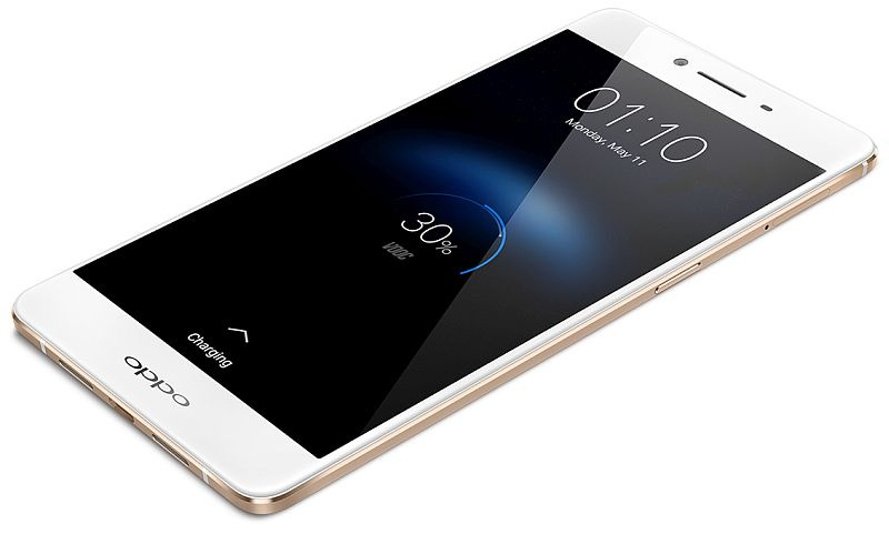 oppo r7s with 4gb of ram 5 5 inch full hd amoled display. Black Bedroom Furniture Sets. Home Design Ideas