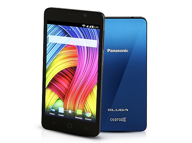 Panasonic Eluga L 4G With 5-Megapixel Front Camera Launched at Rs. 12,990