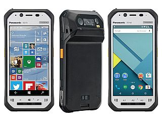 Panasonic Toughpad FZ-F1, FZ-N1 Rugged Smartphones Launched at MWC 2016