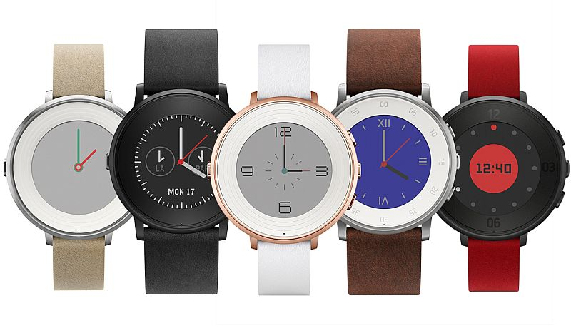 Pebble Time Round Is Company's First Circular Smartwatch
