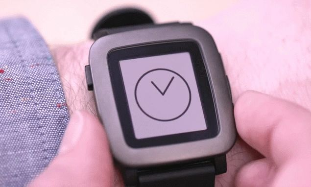 Pebble Time Smartwatch Raises Record $20 Million on Kickstarter
