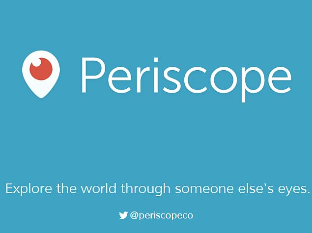 Twitter Confirms Acquisition of Periscope Live Video Streaming App