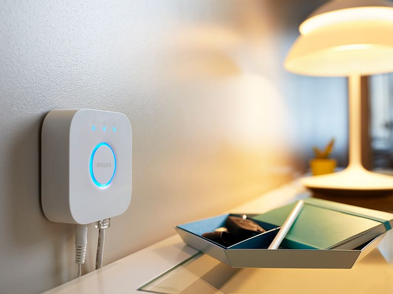 Philips Hue Adds Apple HomeKit Support With Bridge 2.0
