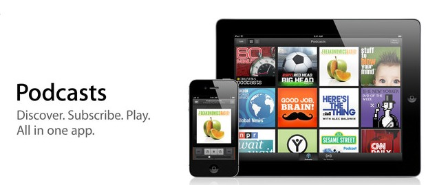 Apple releases Podcasts app for iOS