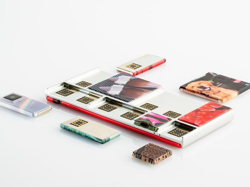 Google Says Project Ara Modular Smartphone for Consumers Launching Next Year