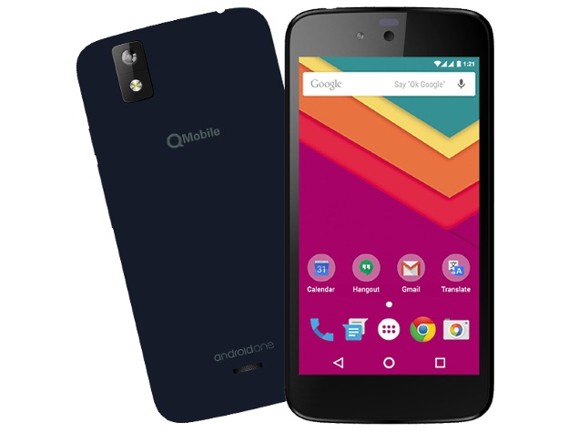 Android One Initiative Reaches Pakistan With QMobile A1 Smartphone