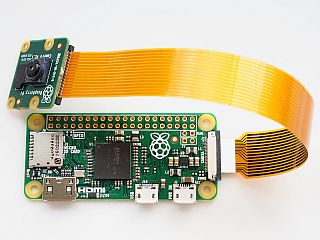 Raspberry Pi Zero Gets a Camera Connector; Keeps $5 Price