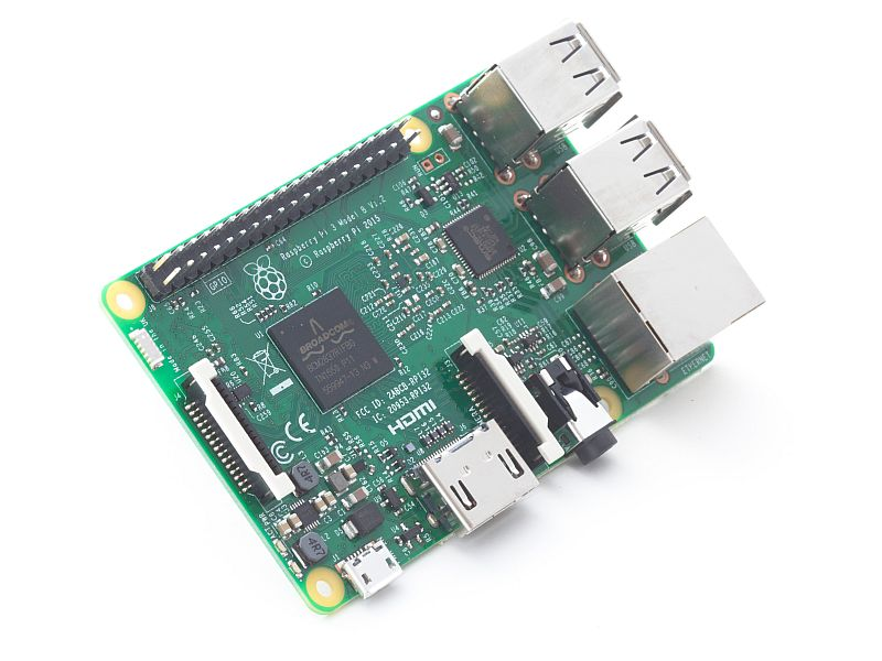 Raspberry Pi 3 With 64-Bit CPU, Bluetooth, and Wi-Fi Launched at $35