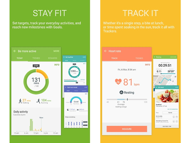Samsung's S Health App Now Available for Non-Galaxy Android Phones