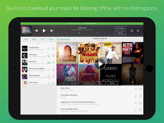 Gaana, Hungama, Saavn, or Wynk: Which is the Best Music