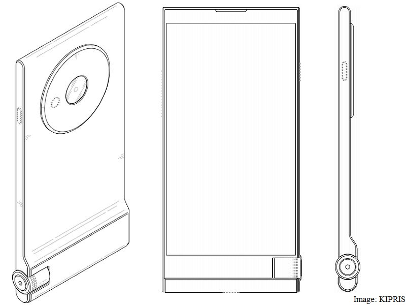 Samsung Patent Hints at Phones With Interchangeable Camera Module