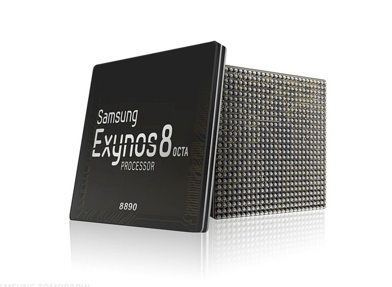 Samsung Exynos 8 Octa 8890 SoC With Custom 64-Bit CPU Cores Launched
