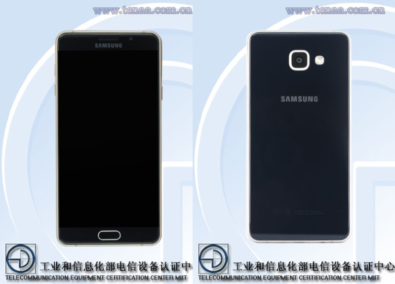 Samsung Galaxy A7 Successor Spotted on Certification Site With Images, Specs