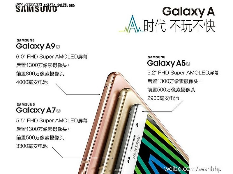 Samsung Galaxy A9 Metal-Clad Smartphone Pricing, Specifications Tipped