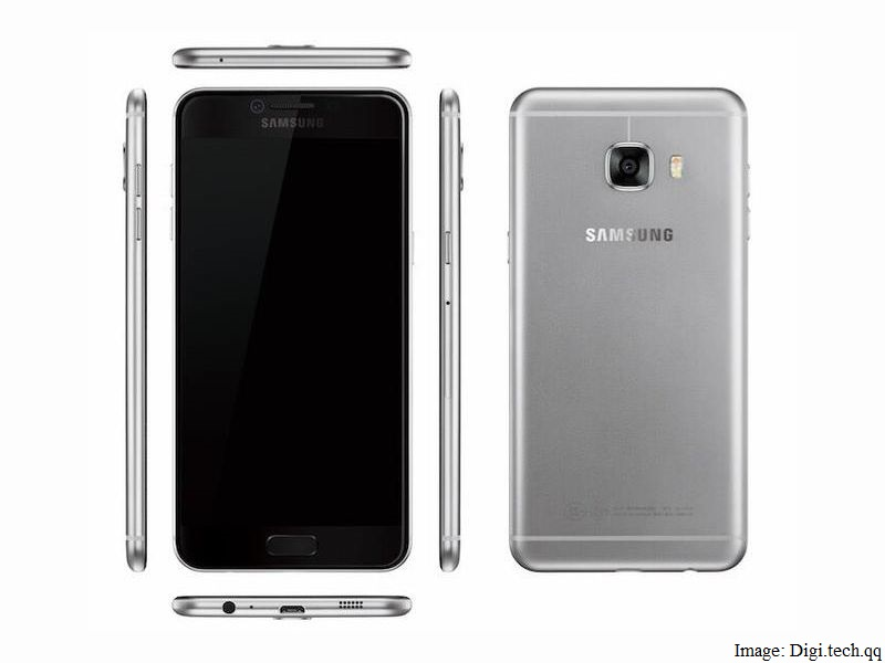 Samsung Galaxy C5, Galaxy C7 Leaked in Promotional Material