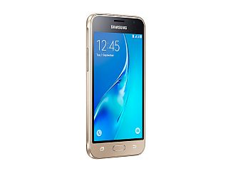 Samsung Galaxy J1 (2016) With 4.5-Inch Display, 4G Support Goes Official