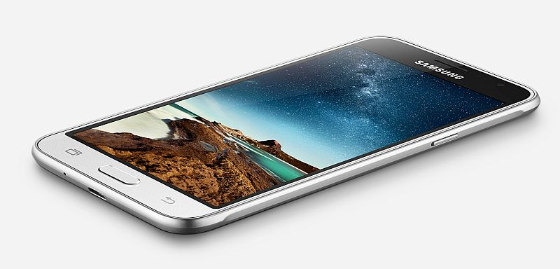 Samsung Galaxy J3 With 5-Inch Super Amoled Display Goes Official