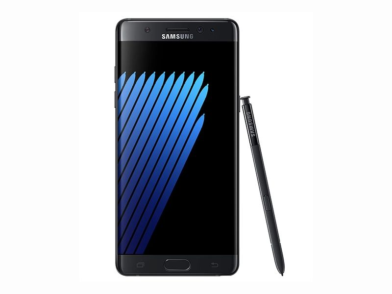 Samsung Galaxy Note 7 With Iris Scanner, Dual Pixel Rear Camera Launched