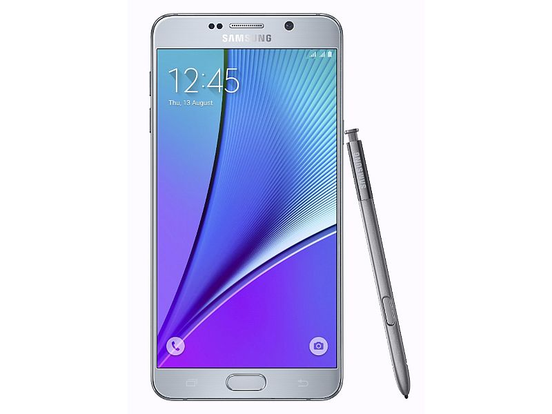 Samsung Galaxy Note 5 Dual SIM Launched at Rs. 51,400