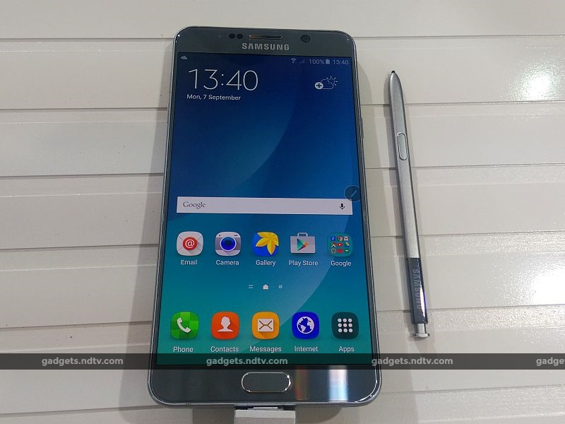 Samsung Galaxy Note 5: First Impressions