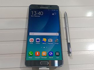 Samsung Galaxy Note 5 Price in India, Specifications