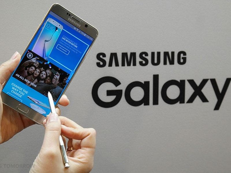 सैमसंग गैलेक्सी नोट 6 स्मार्टफोन अगस्त में हो सकता है लॉन्च, लीक से हुआ  खुलासा