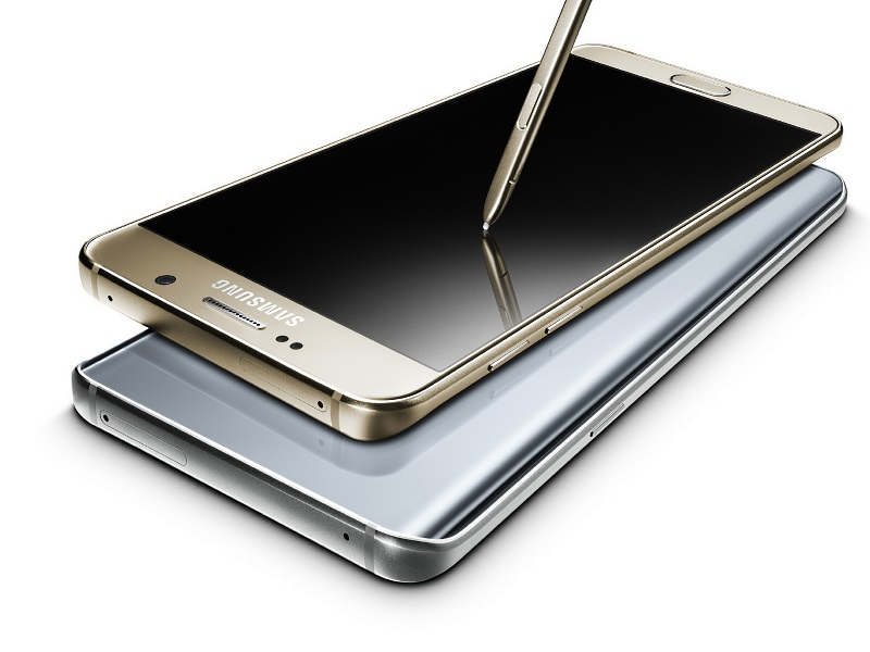 Samsung Galaxy Note 5, Galaxy S6 Edge+ 128GB Storage Variants Confirmed |  Technology News