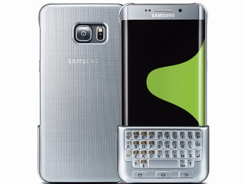 Samsung Galaxy Note 5, Galaxy S6 Edge+ 'BlackBerry-Like' Keyboard Covers Launched