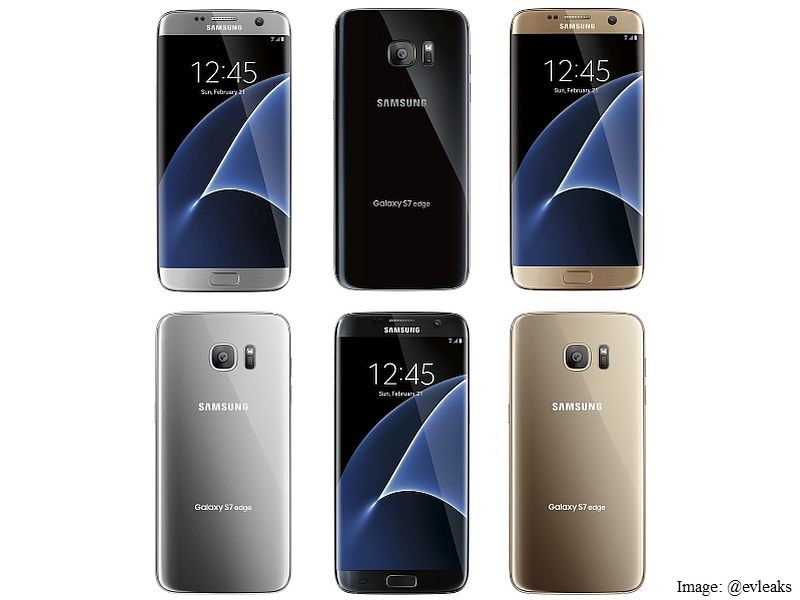 Samsung Galaxy S7, Galaxy S7 Edge Price Tipped Ahead of MWC Launch