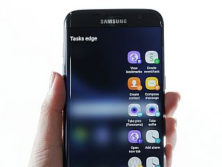 Samsung Galaxy S7, Galaxy S7 Edge Receiving Update With Touch