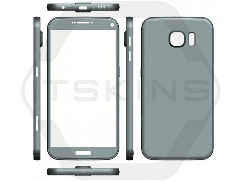 Samsung galaxy s7 design tipped by accessory maker for Galaxy maker