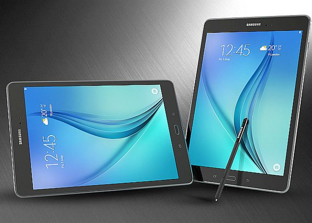 Samsung Galaxy Tab A 9.7 With Android 5.0 Lollipop, S Pen Launched