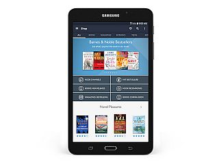Samsung Galaxy Tab A Nook Tablet Launched by Barnes & Noble