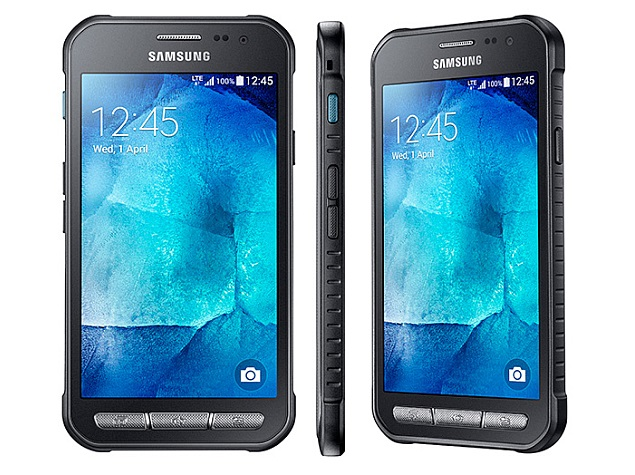 samsung galaxy xcover 3 rugged android smartphone goes