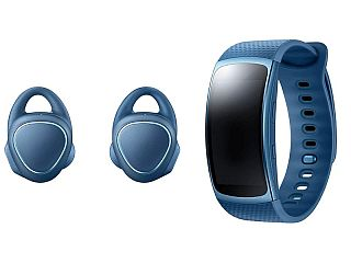 Samsung Gear Fit 2 Tracker and Gear IconX Wireless Earbuds Launched