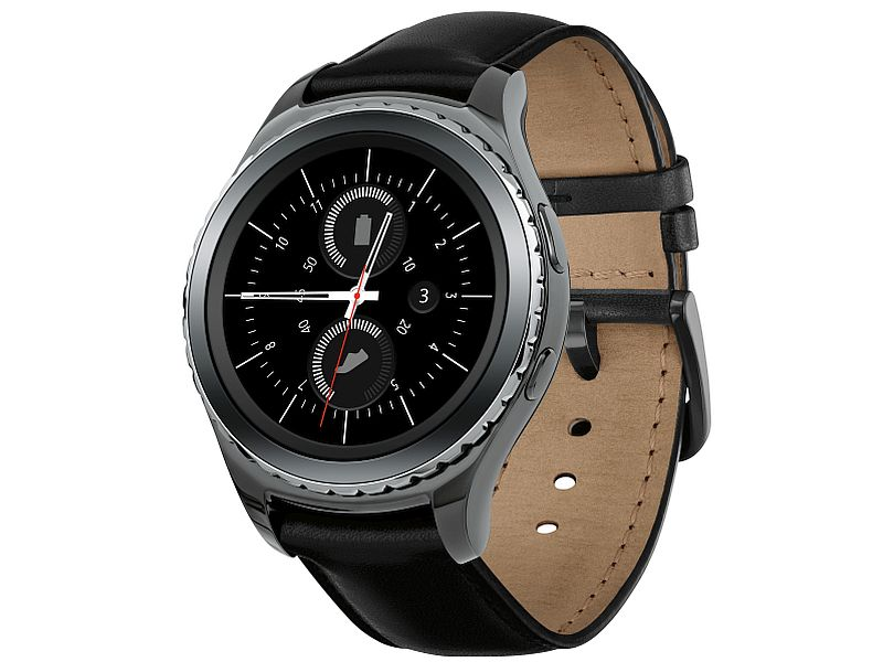 Samsung Gear S2 classic 3G With Carrier-Switching eSIM Launched