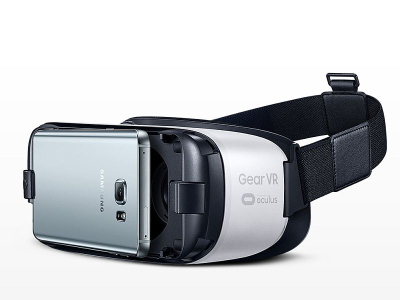 Samsung Gear VR Headset Launched at Rs. 8,200