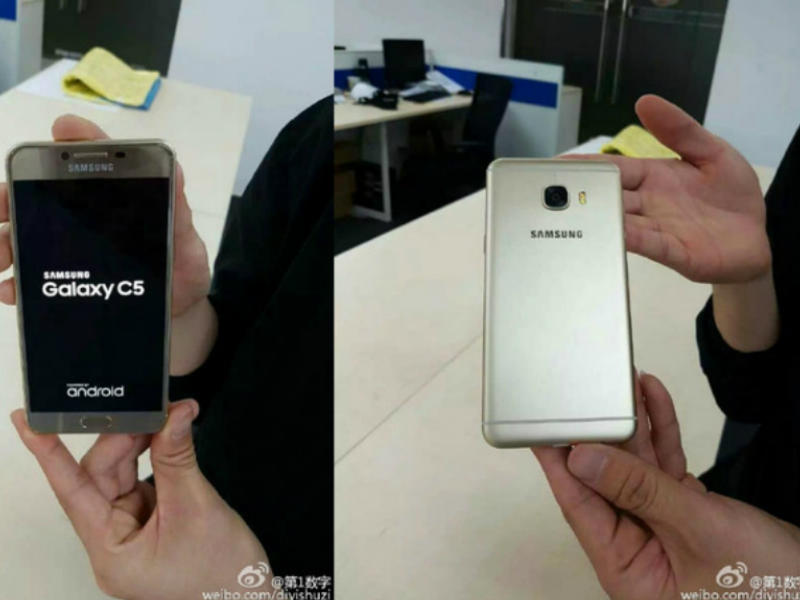 Samsung Galaxy C5, Galaxy C7 Price and Specifications Leaked