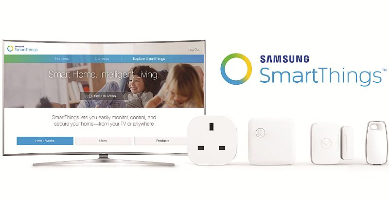 Samsung Says 2016 Smart TV Lineup Will Feature SmartThings IoT Support