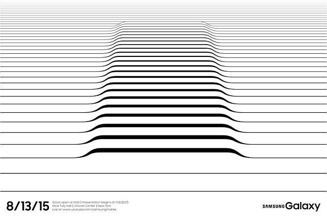 Galaxy Note 5 Pics, Specs Leak; Samsung Schedules August 13 Launch Event