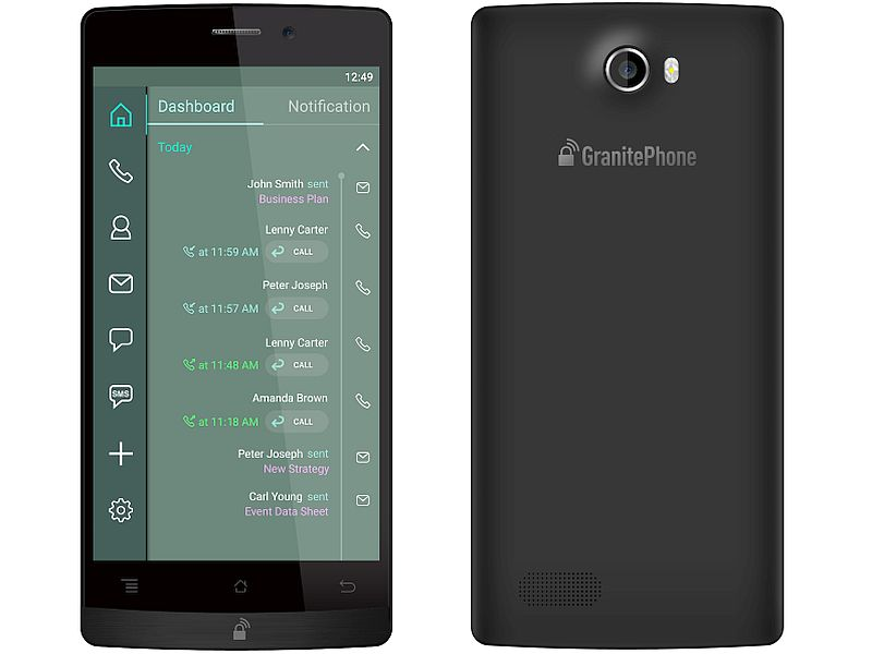 GranitePhone Security-Focused Android Smartphone Now Up for Pre-Orders