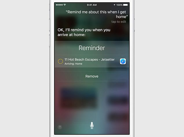 Siri Gets 1 Billion Requests a Week, Nearly 1 Million Locations to