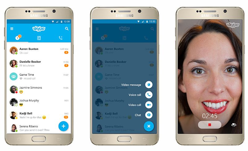 Skype 6 0 With Enhanced Search Now Available for Android and iOS