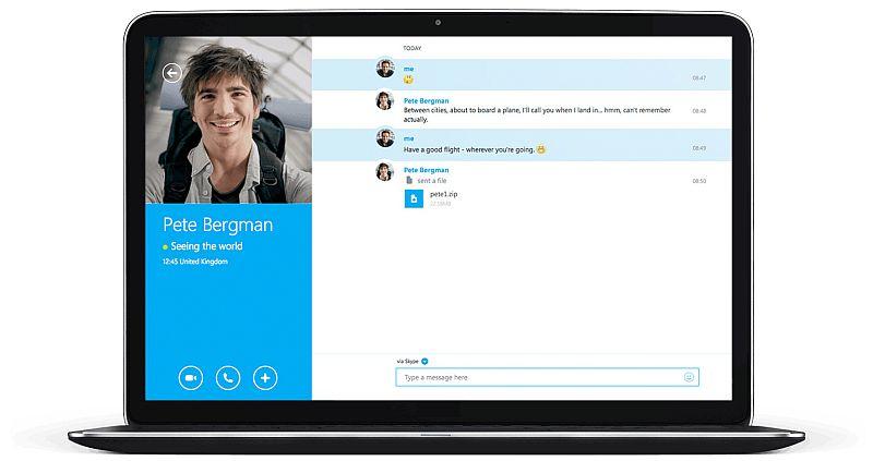 Skype porn users