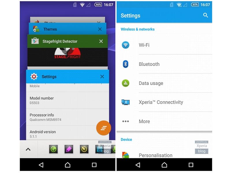 Android 5 1 1 Lollipop Update Rolling Out to Xperia Z1, Z1