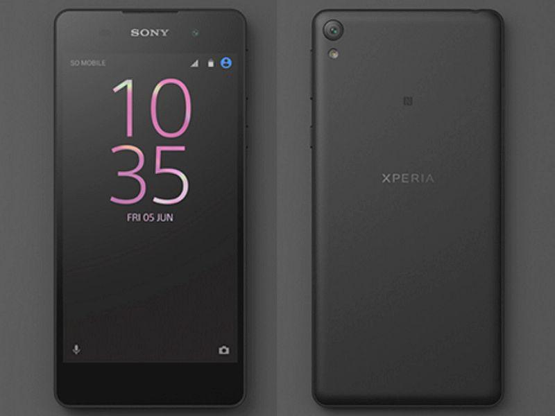Sony Accidentally Reveals Xperia E5 on Facebook
