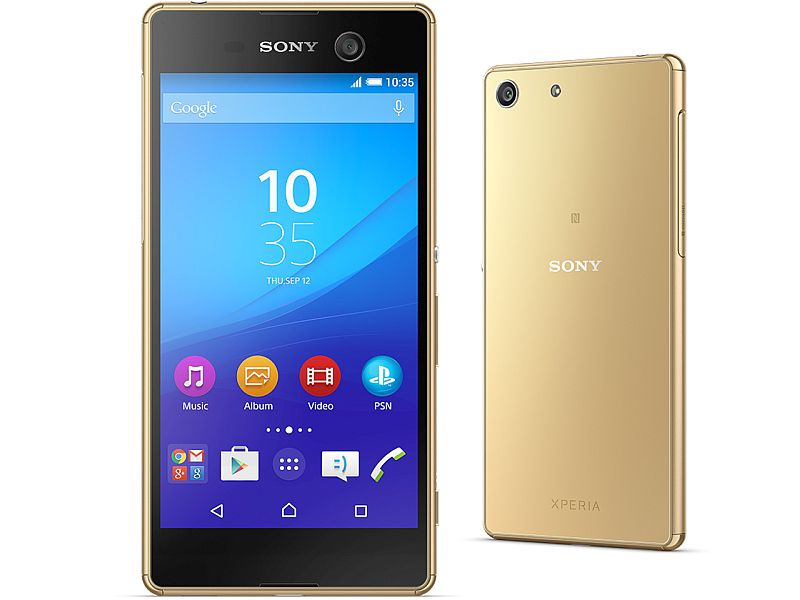 Sony Xperia M5 Dual India Launch Set for Wednesday