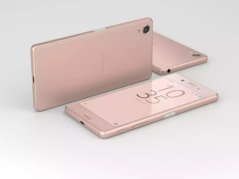 Sony Xperia X, Xperia XA, Xperia X Performance Launched at MWC 2016