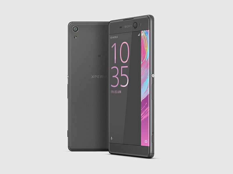 Sony Xperia XA Ultra With 6-Inch Display Launched